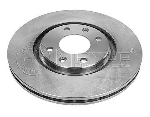 Тормозной диск MEYLE 11-15 521 0013