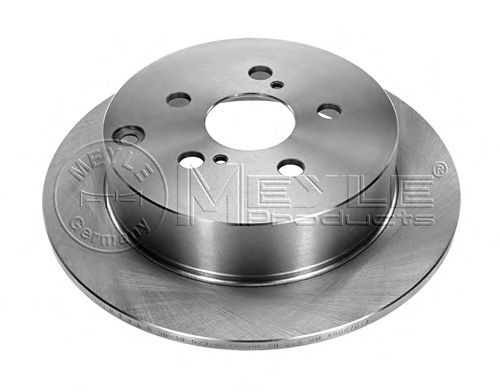 Тормозной диск MEYLE 30-15 523 0031