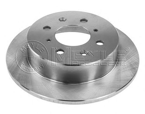 Тормозной диск MEYLE 31-15 523 0006