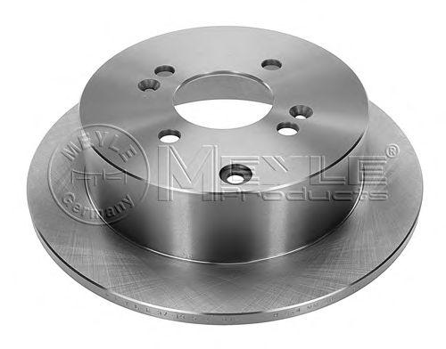 Тормозной диск MEYLE 37-15 523 0012