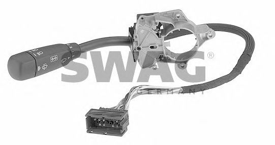 Выключатель на колонке рулевого управления SWAG 10 91 7514