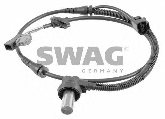 Датчик вращения колеса SWAG 36 92 1790