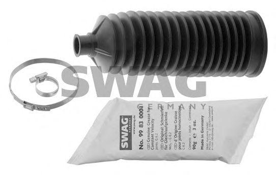 Комплект пыльников рулевой рейки SWAG 50 93 6515