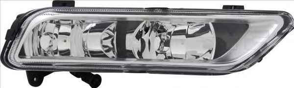 Противотуманная фара TYC 19-11022-06-2