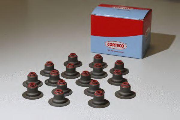 Комплект сальников клапанов CORTECO 19036095