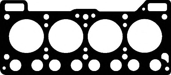 Прокладка головки блока цилиндров (ГБЦ) CORTECO 414381P