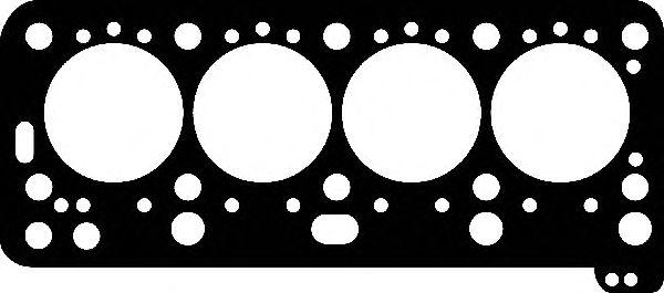 Прокладка головки блока цилиндров (ГБЦ) CORTECO 414382P