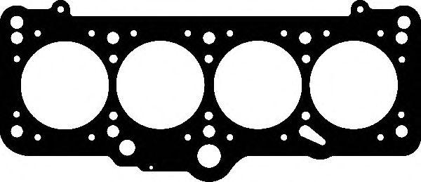 Прокладка головки блока цилиндров (ГБЦ) CORTECO 414531P