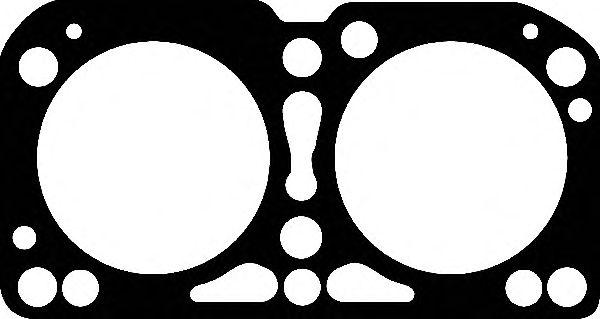 Прокладка головки блока цилиндров (ГБЦ) CORTECO 414534P