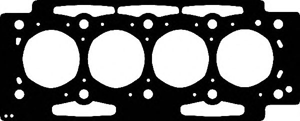 Прокладка головки блока цилиндров (ГБЦ) CORTECO 415009P
