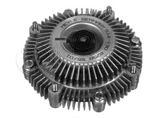 Вязкостная муфта вентилятора охлаждения MEYLE 514 130 6259