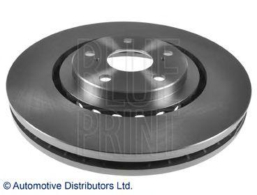 Тормозной диск BLUE PRINT ADT343289