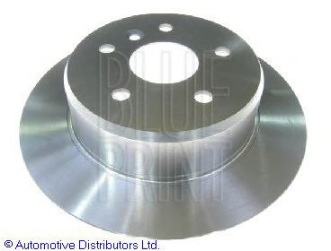 Тормозной диск BLUE PRINT ADT34374