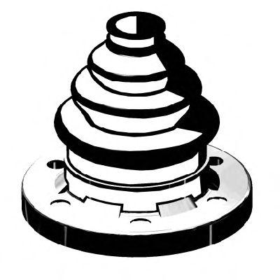 Комплект пыльника ШРУСа AUTOFREN SEINSA D8332