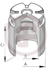 Поршень тормозного суппорта AUTOFREN SEINSA D025120