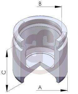 Поршень тормозного суппорта AUTOFREN SEINSA D02562