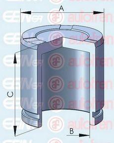 Поршень тормозного суппорта AUTOFREN SEINSA D025287