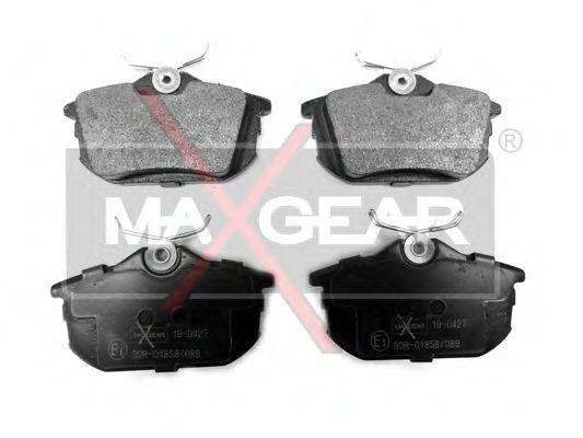 Тормозные колодки MAXGEAR 19-0427
