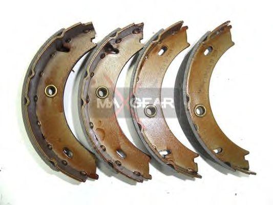 Тормозные колодки ручника MAXGEAR 19-0304