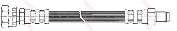 Тормозной шланг TRW PHA283