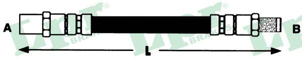 Тормозной шланг LPR 6T46154
