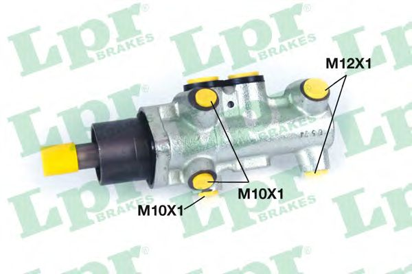 Главный тормозной цилиндр LPR 1317