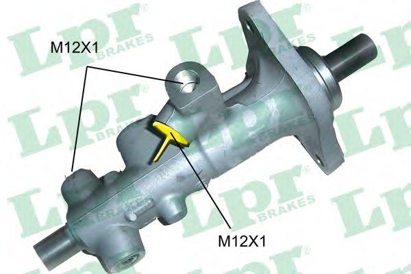 Главный тормозной цилиндр LPR 1499