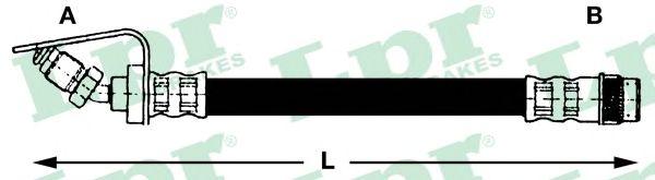 Тормозной шланг LPR 6T47399