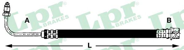 Тормозной шланг LPR 6T46733