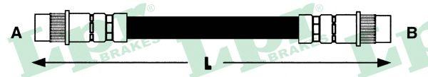 Тормозной шланг LPR 6T46612