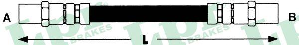 Тормозной шланг LPR 6T46131