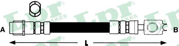 Тормозной шланг LPR 6T46763