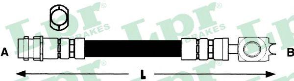 Тормозной шланг LPR 6T46734