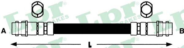 Тормозной шланг LPR 6T46735