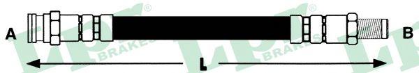 Тормозной шланг LPR 6T46370