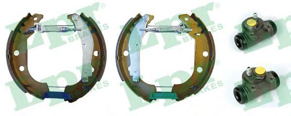 Тормозные колодки LPR OEK086