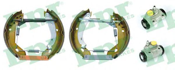Тормозные колодки LPR OEK204