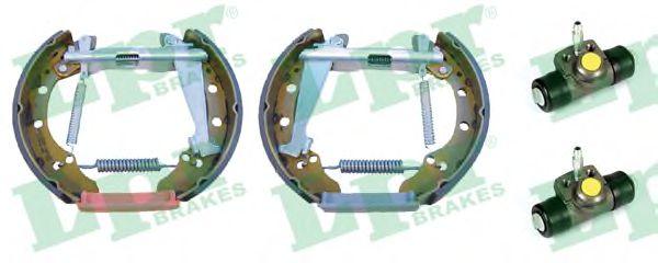 Тормозные колодки LPR OEK341