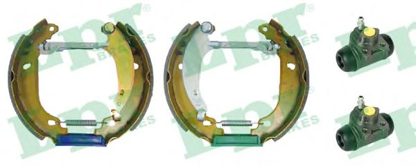 Тормозные колодки LPR OEK456