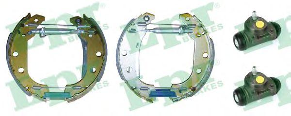 Тормозные колодки LPR OEK458