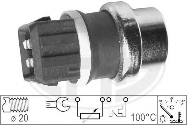 Датчик температуры охлаждающей  жидкости ERA 330152