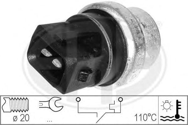 Датчик температуры охлаждающей  жидкости ERA 330163