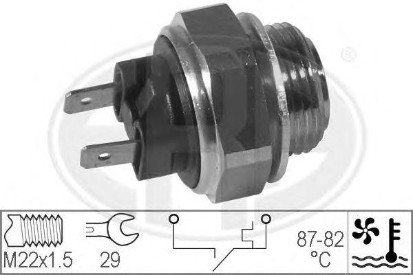 Датчик включения вентилятора ERA 330170