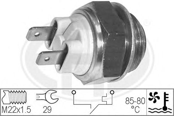 Датчик включения вентилятора ERA 330171