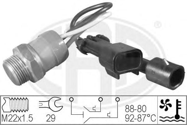 Датчик включения вентилятора ERA 330206