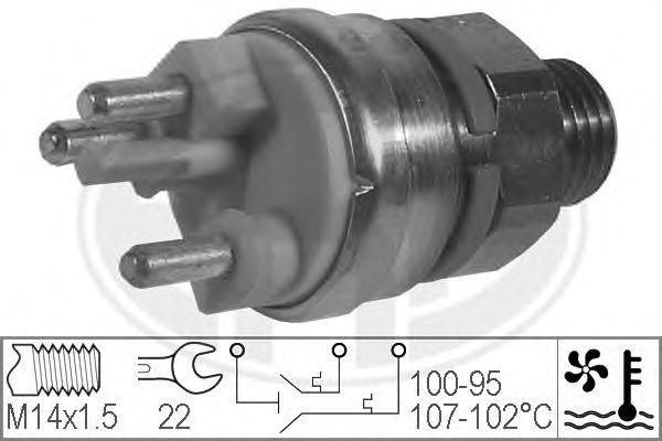 Датчик включения вентилятора ERA 330216