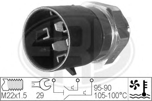 Датчик включения вентилятора ERA 330217