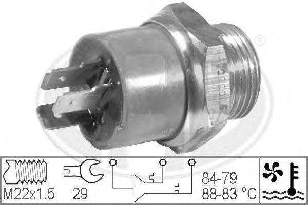 Датчик включения вентилятора ERA 330267