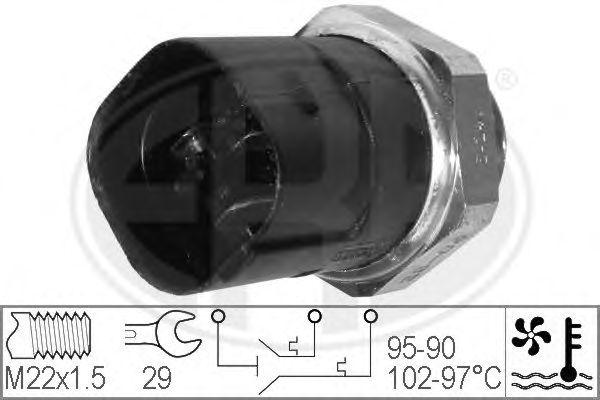 Датчик включения вентилятора ERA 330280