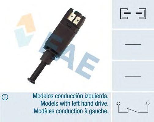Выключатель фонаря сигнала торможения FAE 24420